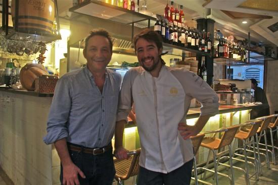 Restaurant Somorrostro Barcelona Barceloneta slow food