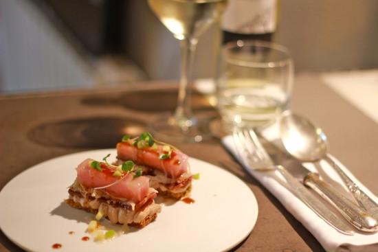Restaurant Somorrostro Barcelona bonito