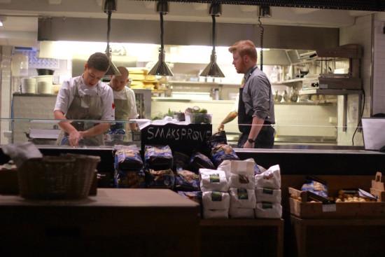 Mathall restaurant Trondheim