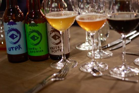 Mathali beer tasting Trondheim