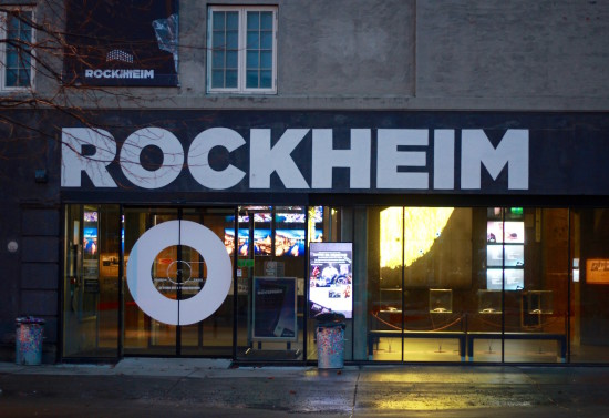 Rockheim museum Trondheim pop music