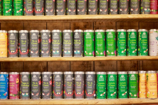 tea fairtrade Organic Deli Café Oxford food wholefood store lunchroom healthy restaurant tea