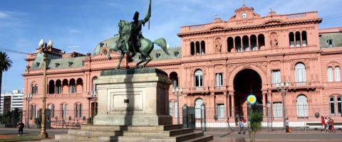 Buenos Aires tips Casa Rosada