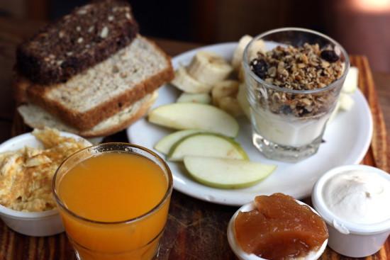 Artemisia Cocina Natural Buenos Aires tips organic breakfast restaurant