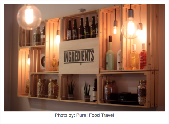 Most amazing places in the world pure food travel - Vegetarian restaurant valencia ...
