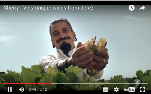 Sherry Wines Jerez de la Frontera youtube