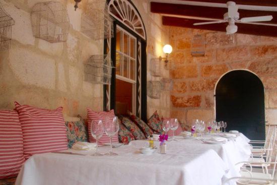 Boutique Hotel Biniarroca Menorca rural hotel boutique hotels Menorca