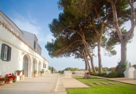 Boutique Hotel Binigaus Vell boutique hotels Menorca Es Migjorn Gran