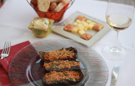Rias Baixas in Ferreries Menorca restaurants local food vegetarian food