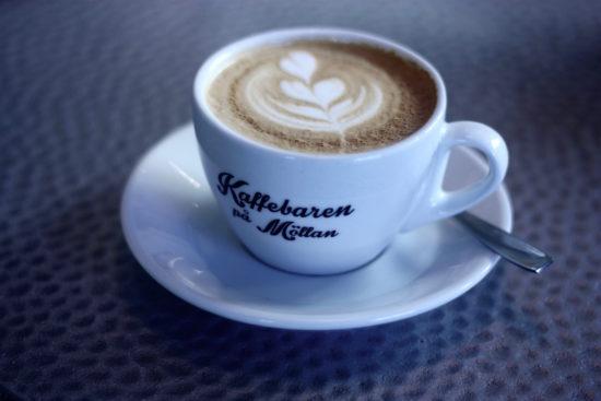 Kaffebaren på Möllan Malmö Malmo Skåne Skane