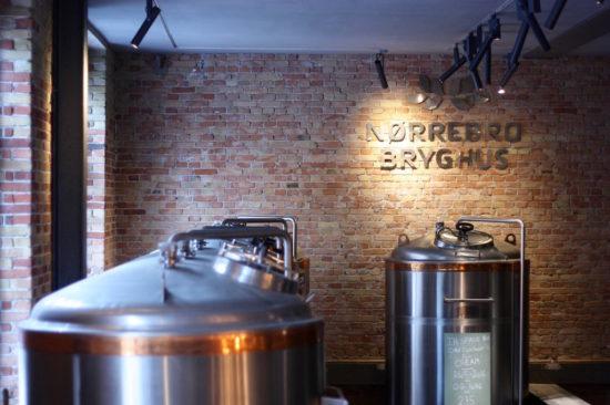 Nørrebro Bryghus brewery copenhagen
