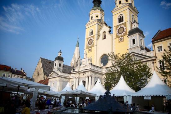 Domplatz Brixen Bressanone South Tyrol Alto Adige