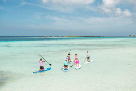 Paddle Aruba
