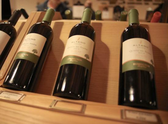 Altano Douro organic wine portugal