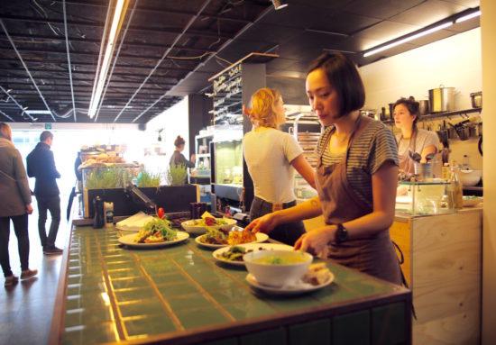 Coffeelabs Antwerp tips restaurants organic