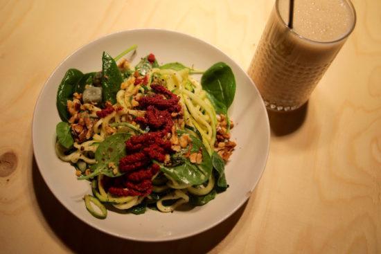 Coffeelabs Antwerp organic restaurants tips
