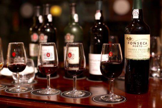 Fonseca organic port wine