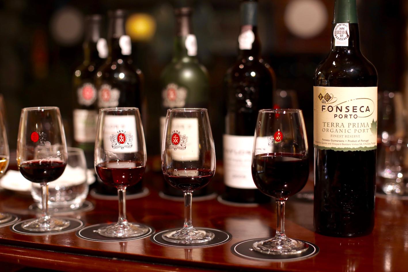 Port Wine Tasting In Porto Pure Food Travel