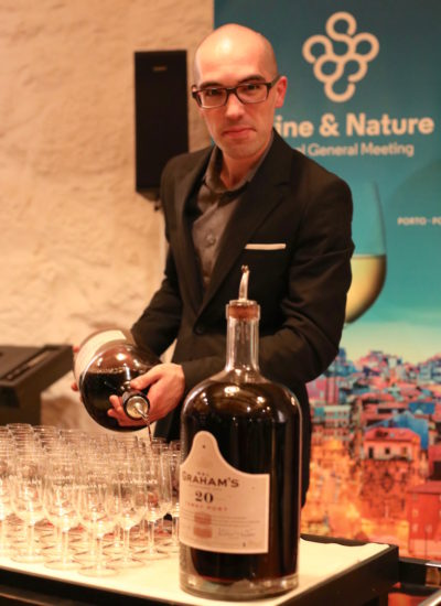 Graham's Port porto port wine