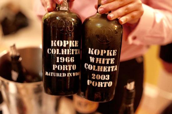 Kopke port wine porto tasting