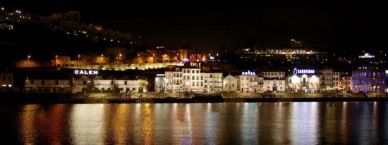 Port wine houses Porto