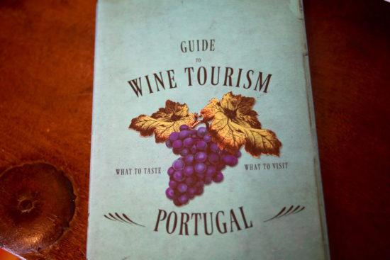 Guide wine tourism Portugal