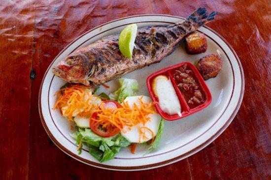 Boca Prins Restaurant Aruba