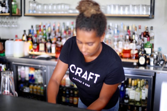 Craft coffee Aruba