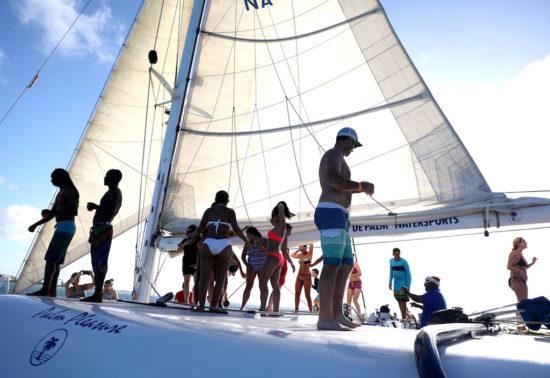 Snorkelling tour Aruba Palm Tours