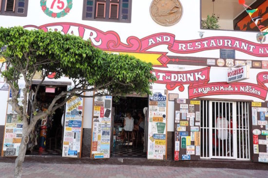 Charlies Bar San Nicolaas Aruba