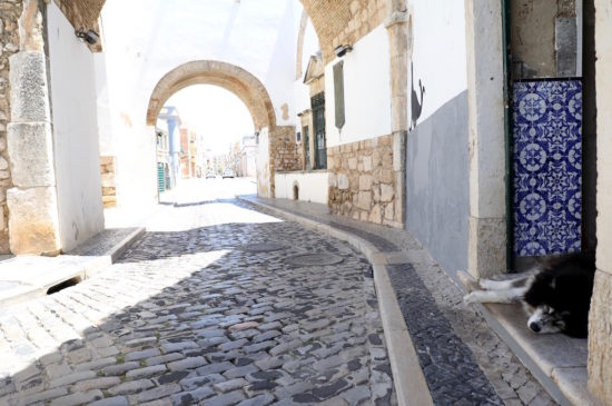 Old town of Faro