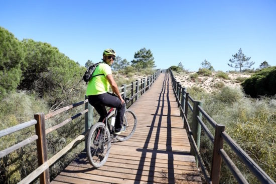 Ecovia cycling algarve holiday tips