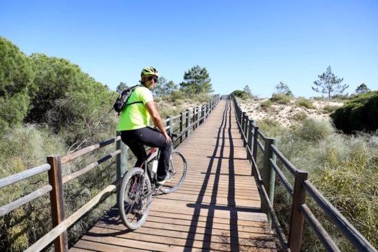 Ecovia cycling algarve holiday tips