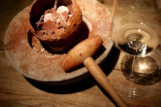 Humphrey Brussels chocolate dessert