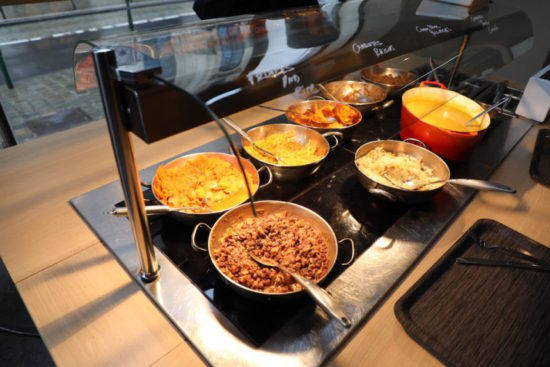 Moonfood Brussels vegan gluten free organic restaurants