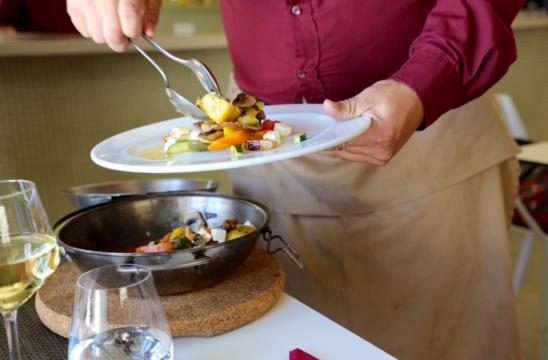 4x Algarve restaurants