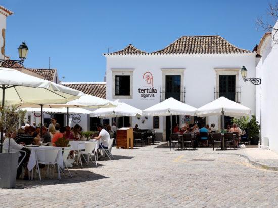 Tertúlia Algarvia Faro restaurant
