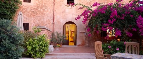 Sa Carrotja Mallorca boutique hotel rural slow travel ses salines