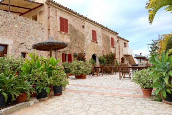 Ses cases noves Mallorca boutique rural hotel agriturismo