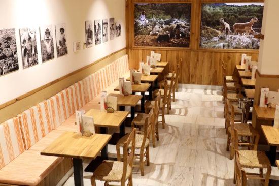 Es Rebost restaurant Palma de Mallorca