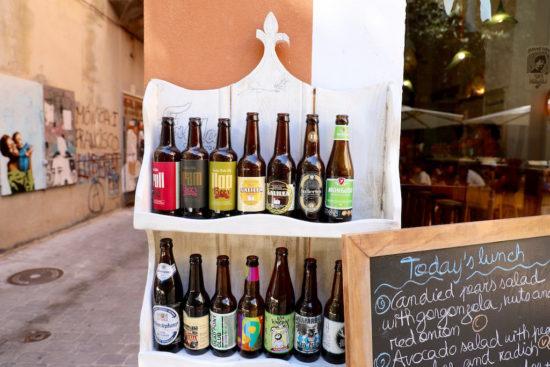 Plaer Natural vegetarian restaurant Palma de Mallorca