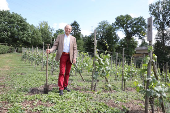Domaine Septem Triones bio dynamic wine organic liege