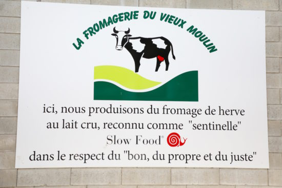 La Fromagerie du Vieux Moulin cheese slow food liege belgium