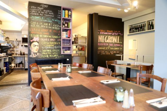 Restaurant Belle de Jour Ostend oostende restaurants