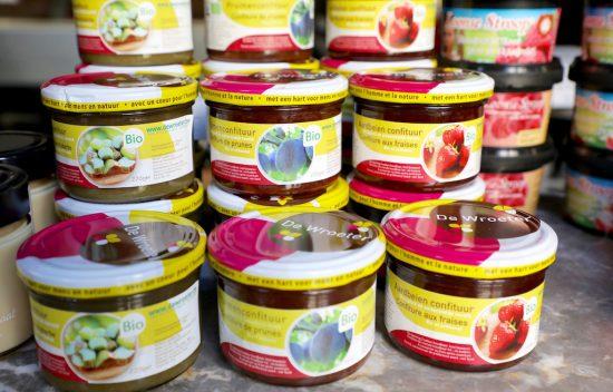 Dewroeter organic jam bio food