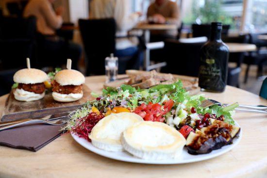 La Vie restaurant Ostend vegetarian restaurants