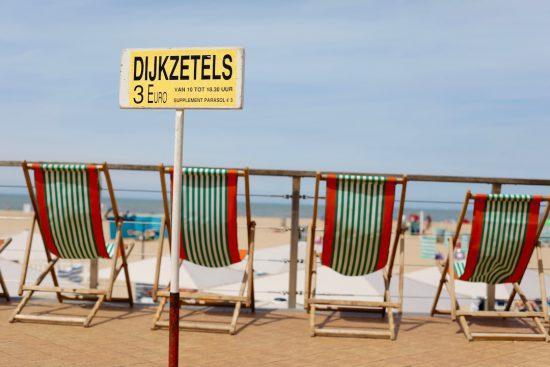 Ostend beach flemish coast belgium