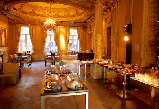 Het Smaaksalon Hasselt belgium breakfast
