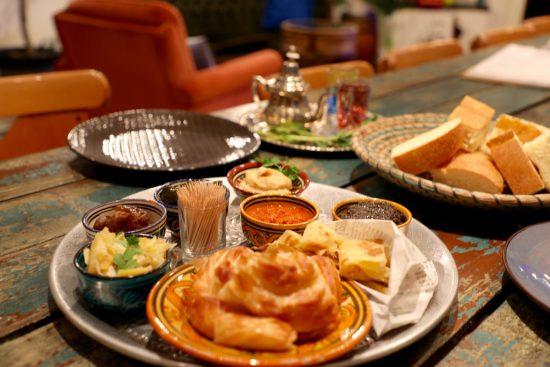 Yousra Rifi Restaurant Tajine Hasselt
