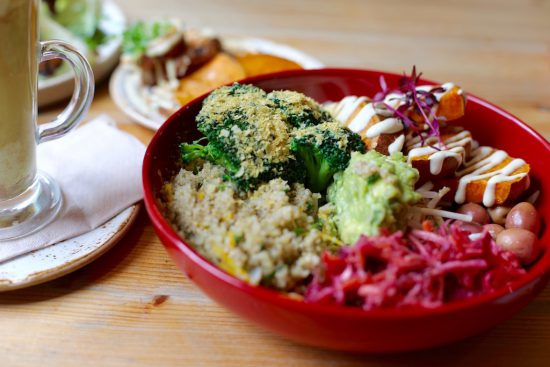 Wild Food Cafe London organic vegan restaurant